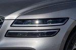 Genesis G80 2021 headlight detail