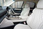Genesis GV80 2021 interior front seats