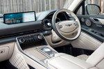 Genesis GV80 2021 interior dashboard