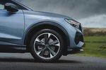 Audi Q4 e-tron 2021 alloy wheel detail