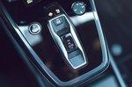 Audi Q4 Sportback 2021 interior detail