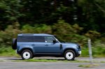 Land Rover Defender Hard Top 2021 right tracking