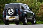 Land Rover Defender Hard Top 2021 rear cornering