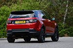 Land Rover Discovery Sport 2021 rear cornering