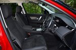 Land Rover Discovery Sport 2021 interior front seats