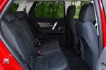 Land Rover Discovery Sport 2021 interior rear seats