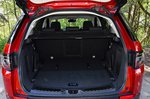 Land Rover Discovery Sport 2021 boot open