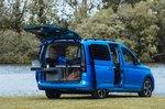 Volkswagen Caddy California 2021 rear right static