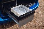 Volkswagen Caddy California 2021 cutlery drawer