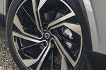 Nissan Qashqai 2021 alloy wheel detail