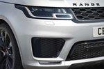 Land Rover Range Rover Sport 2021 headlight detail