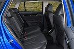 Skoda Enyaq iV 2021 interior rear seats