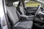 Skoda Enyaq 2021 interior front seats