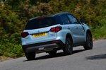 Suzuki Vitara 2021 rear cornering