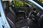 Suzuki Vitara 2021 interior front seats