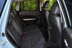 Suzuki Vitara 2021 interior rear seats