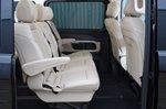 Mercedes V-Class 2021 rear seats