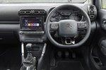 Citroën C3 Aircross 2021 RHD dashboard