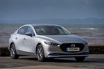Mazda 3 Saloon 2021 front right static