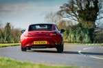 Mazda MX-5 RF 2021 rear cornering