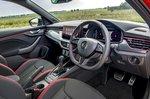 Skoda Kamiq 2021 interior front seats