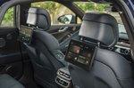 Genesis G80 2021 interior rear seats