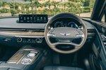 Genesis G80 2021 interior dashboard