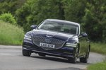 Genesis G80 2021 front tracking
