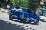 2021 Vauxhall Corsa right rear tracking