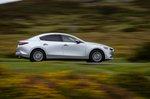 Mazda 3 Saloon 2021 right tracking