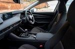 Mazda 3 Saloon 2021 interior front seats