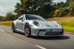 Porsche 911 GT3 Touring 2021 front right tracking