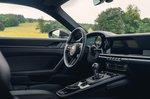 Porsche 911 GT3 Touring 2021 interior front seats