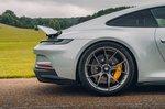 Porsche 911 GT3 Touring 2021 rear pop-up spoiler