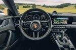 Porsche 911 GT3 Touring 2021 interior dashboard