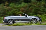 Audi A5 Cabriolet 2021 right tracking roof down