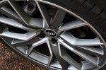 Audi A5 Cabriolet 2021 alloy wheel detail