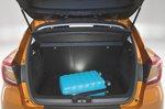 Renault Captur 2021 boot open