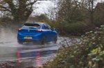 2021 Vauxhall Corsa rear tracking