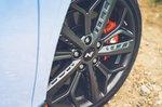 Hyundai i20 N 2021 alloy wheel detail
