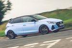 Hyundai i20 N 2021 right tracking