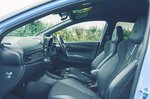 Hyundai i20 N 2021 interior front seats