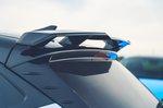 Hyundai i20 N 2021 rear spoiler detail