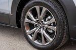 Mazda CX-30 2021 alloy wheel detail