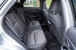 Mazda CX-30 2021 interior rear seats