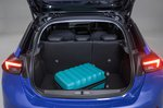 2021 Vauxhall Corsa boot open