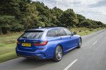 BMW 3 Series Touring 2021 rear right tracking