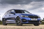 BMW 3 Series Touring 2021 front right static