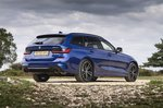 BMW 3 Series Touring 2021 rear right static