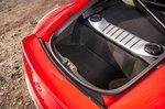 Porsche Cayman GT4 2021 rear boot